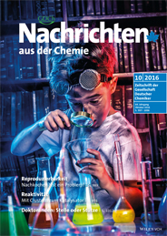 Nachrichten Aus Der Chemie